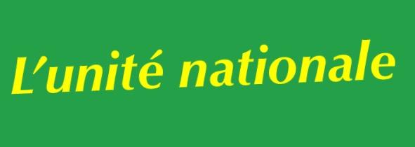 Unité Nationale